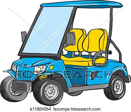 450x384 Golf Cart Clip Art And Illustration. 1,077 Golf Cart Clipart