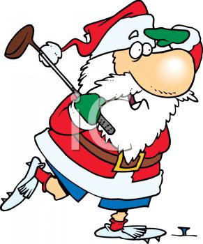 Golf Cartoon Image