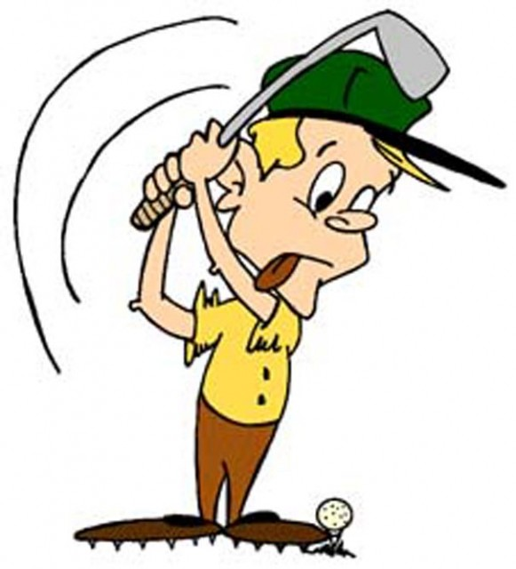 Golf Cartoon Image | Free download on ClipArtMag