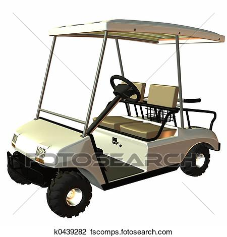 450x470 Golf Cart Illustrations And Clipart. 308 Golf Cart Royalty Free