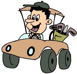 250x240 Golf Cartoons Clip Art