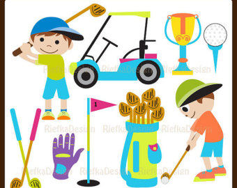 340x270 Baby clipart golf