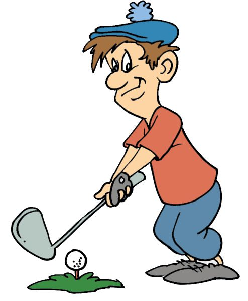 494x599 Projects to try on golfers funny golf and clip art free