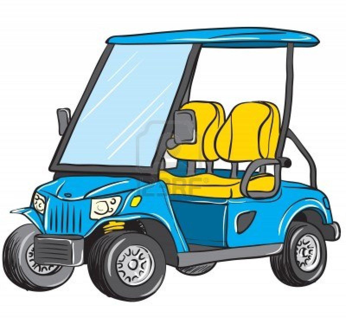 1200x1101 Golf Course Clipart Golf Cart