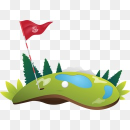 260x260 Golf Course Png, Vectors, Psd, And Icons For Free Download Pngtree