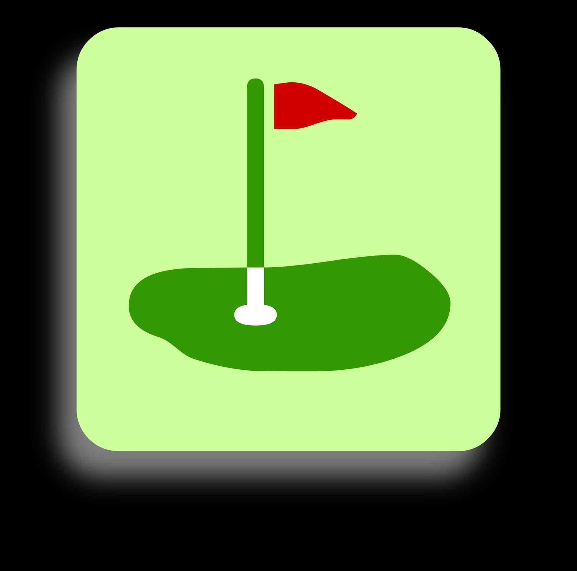 1899x1880 Golf Course Green Clip Art Borisimage.club