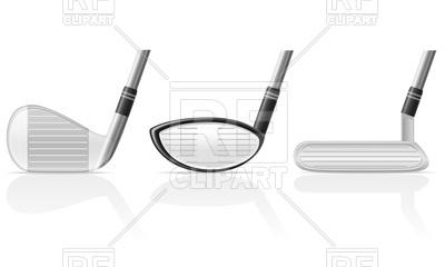 400x240 Golf Clubs
