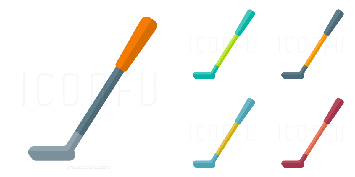 1200x600 Golf Club Putter Icon
