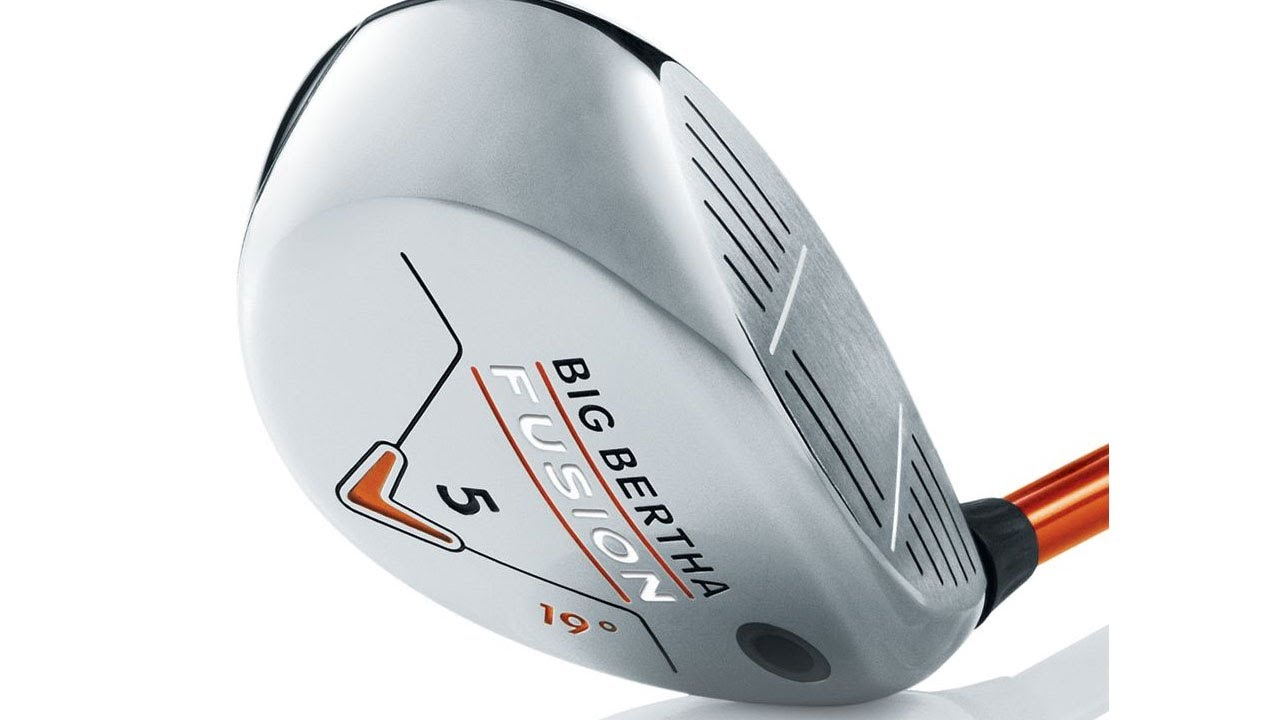 1280x720 Golf Club Review Callaway Big Bertha And Fusion Fairway