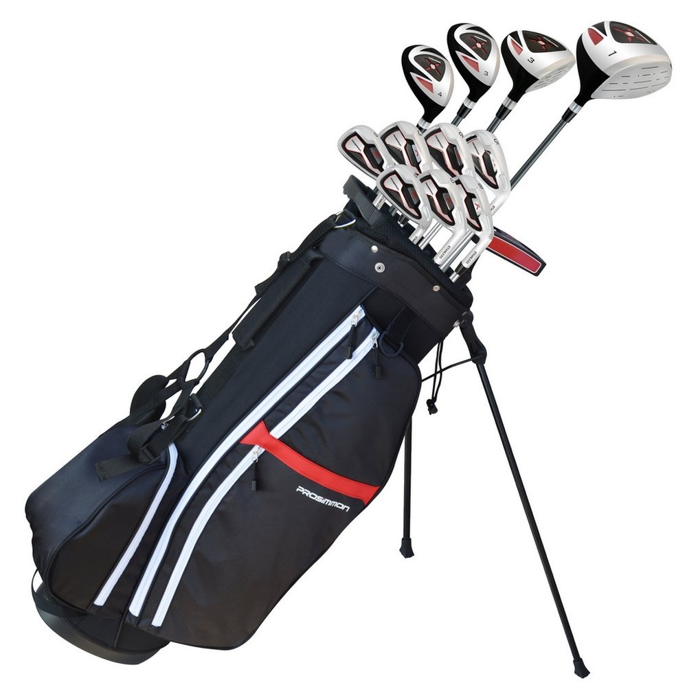 1000x1000 Prosimmon Golf X9 V2 Mens Graphite Hybrid Club Set