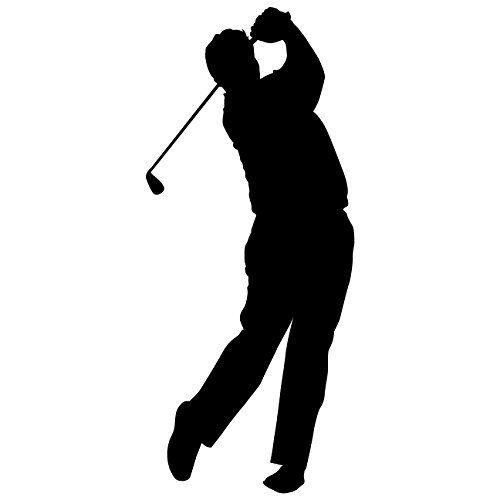 Golf Club Silhouette