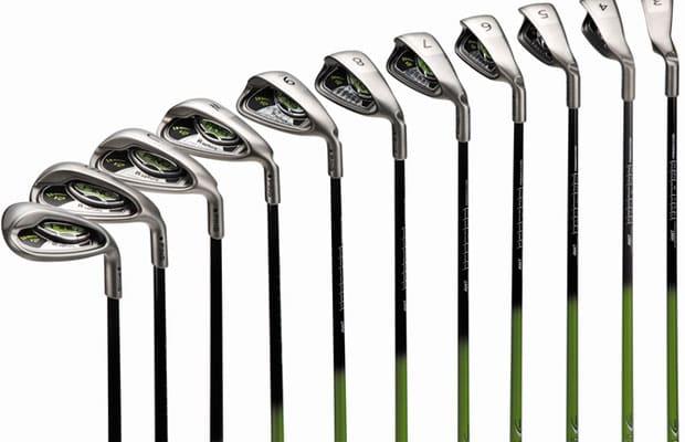 620x400 Titanium Golf Clubs