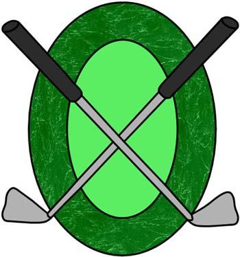 350x374 Best Crossed Golf Clubs