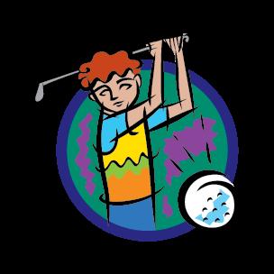 304x304 Free Golf Clipart Free Sports Clip Art Funny 2