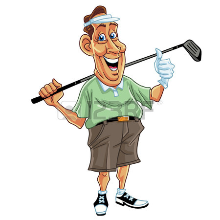 450x450 7,709 Golf Player Cliparts, Stock Vector And Royalty Free Golf