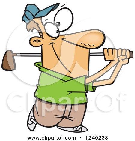 450x470 Golf Course Clipart Retirement