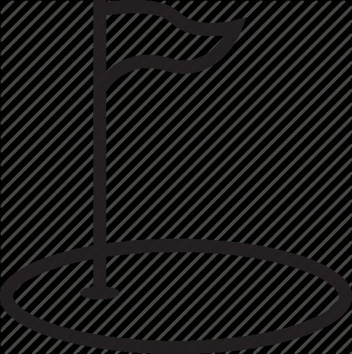 510x512 Golf, Hole Icon Icon Search Engine