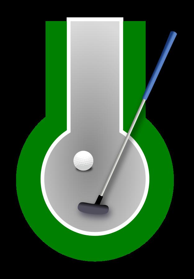 626x900 Golf Cart Clipart