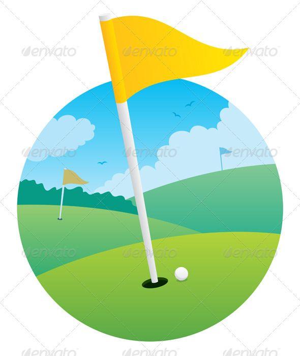 590x700 Best Golf Flag Ideas Golf Centerpieces, Golf