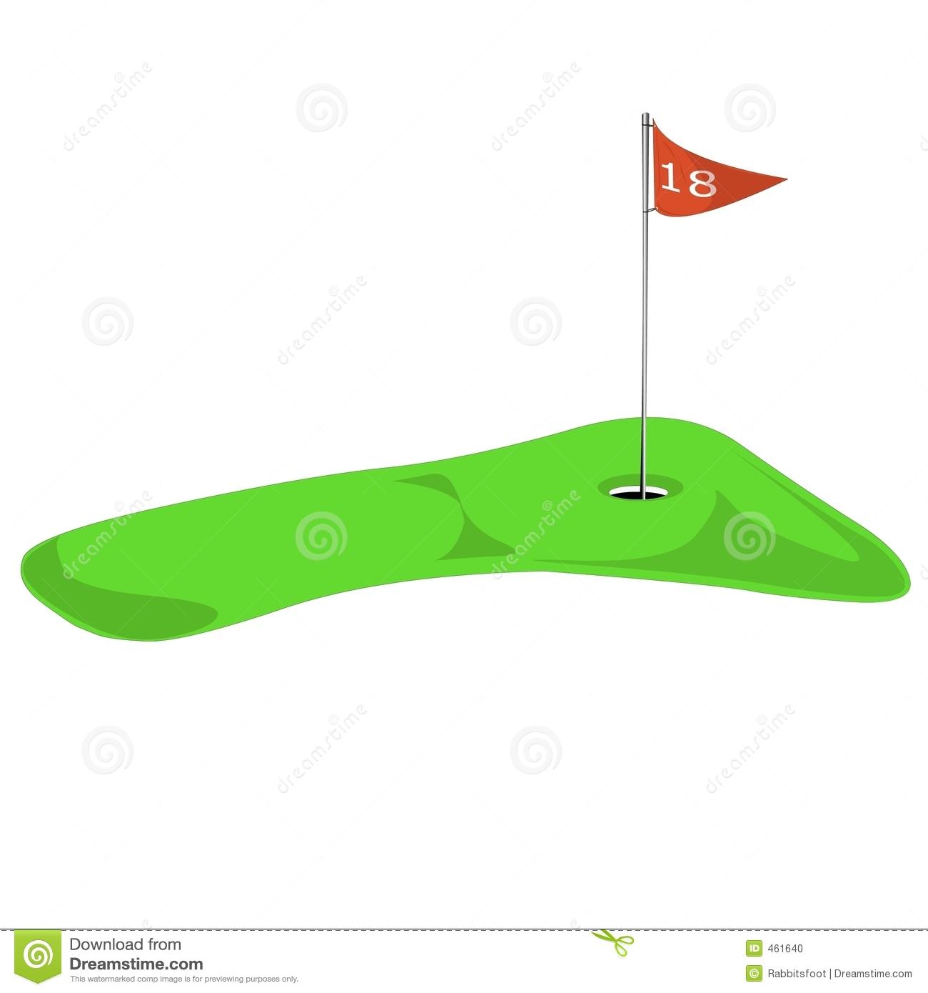1300x1390 Golf Fairway Clip Art
