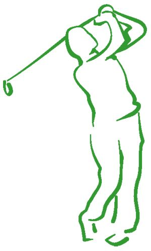 300x496 Best Golf Tattoo Ideas Golf Art, Oregon Tattoo