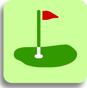 Golf Graphics Free Clipart