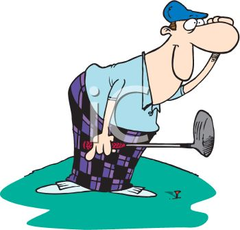 Golfing Clipart | Free...