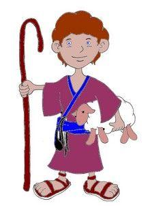 220x301 Shepherd Boy Clipart David And Goliath