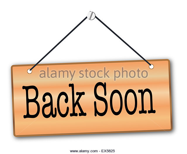 640x529 Come Back Soon Sign Stock Photos Amp Come Back Soon Sign Stock