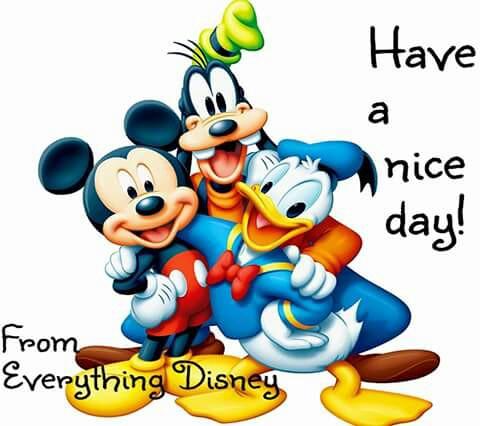 480x426 Mickey Nice Day Good Morning Pics Morning Pics