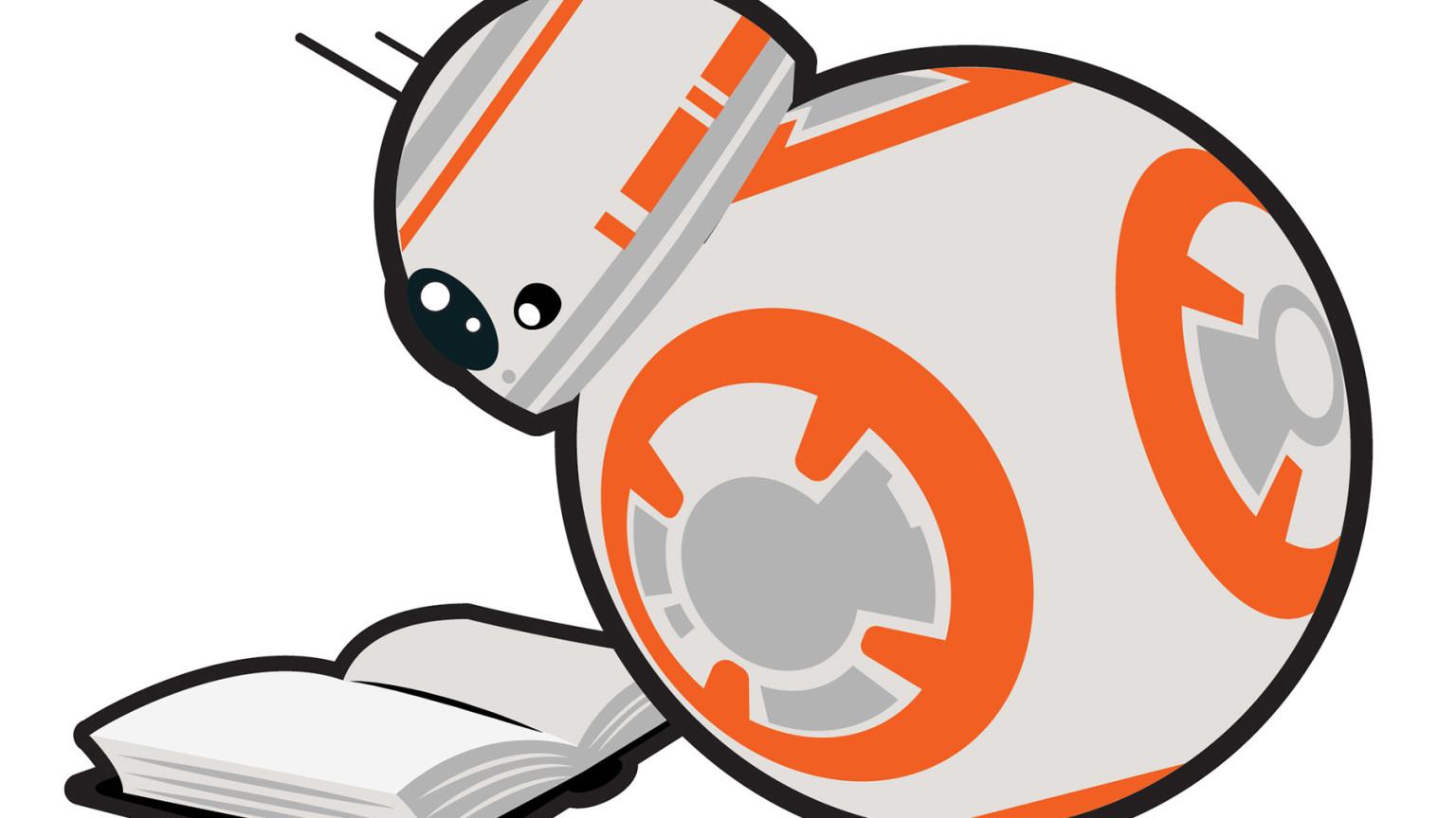 1536x864 Star Wars Clipart Reading