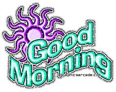236x186 Good Morning Animated Glitter Graphics Glitter Text Greetings