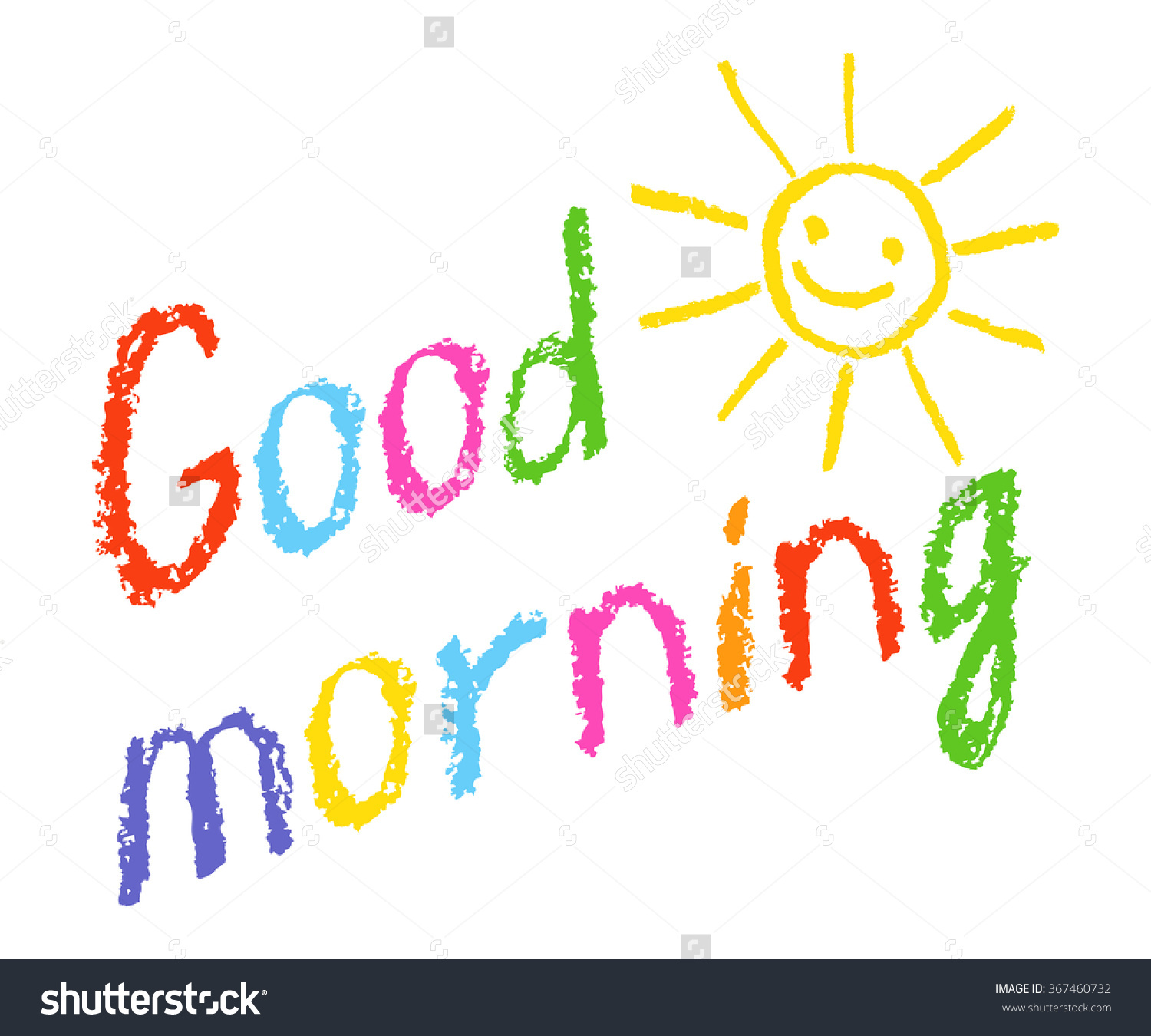 Good Morning Clipart | Free download on ClipArtMag