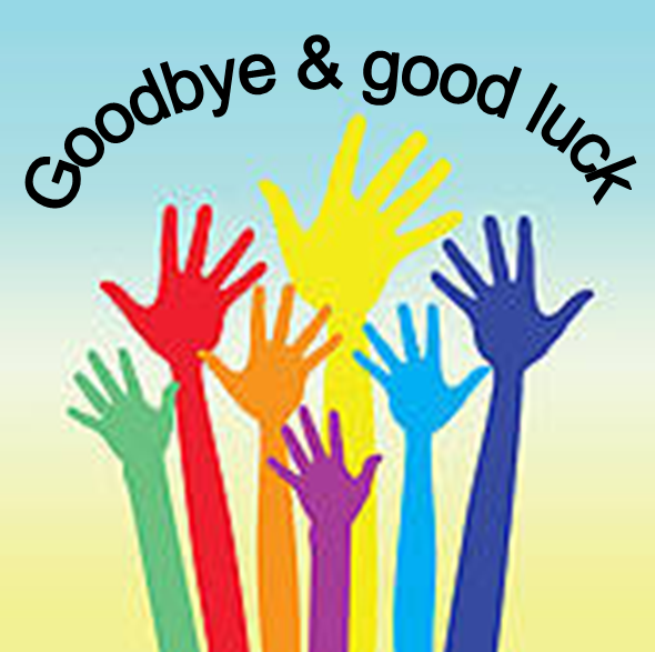 590x587 Farewell Good Luck Clipart A Big Well Done Good Bye And Art