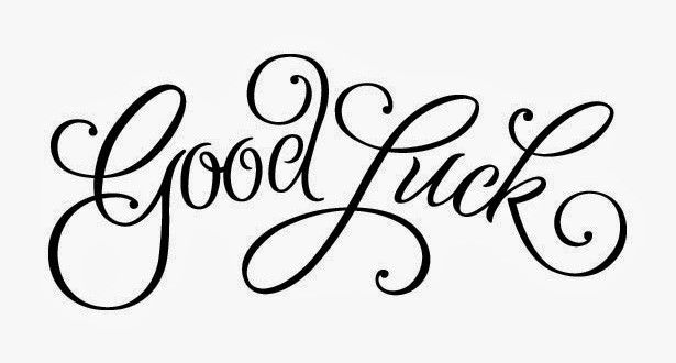 Goodbye And Good Luck Clipart