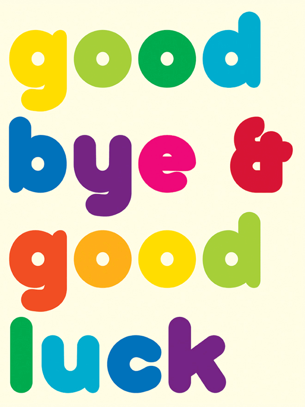 622x830 Graphics For Goodbye And Good Luck Graphics