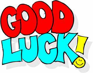 320x252 Luck Clipart Good Luck