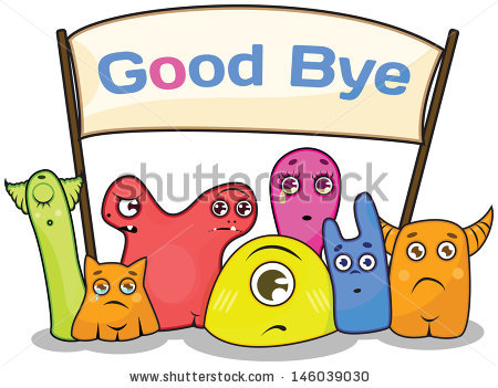 450x351 Office Clipart Goodbye