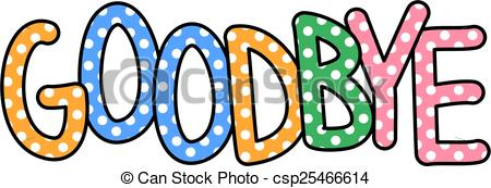 450x173 Thank You Goodbye Clipart