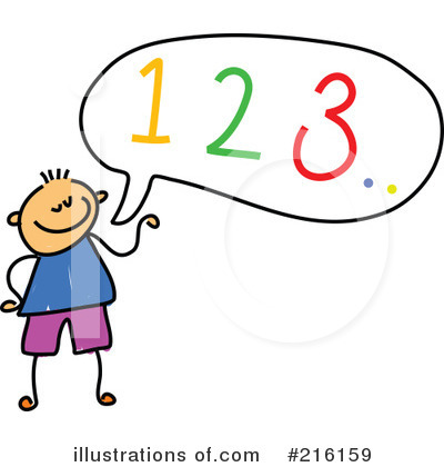 400x420 Clip Art Number Line To 20 Clipart