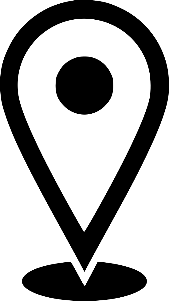 550x980 Location Point Gps Dot Svg Png Icon Free Download ( 465171
