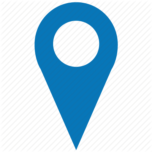 512x512 Center, Gps, Location, Map Marker, Pin, Pos, Site Icon Icon