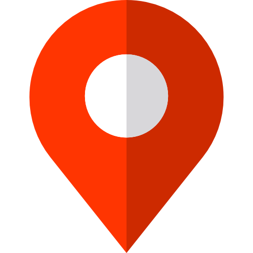 512x512 Map Pointer, Pin, Placeholder, Map Point, Map Location, Gps Icon