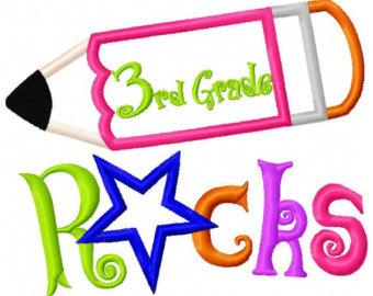 340x270 Third Grade Clip Art