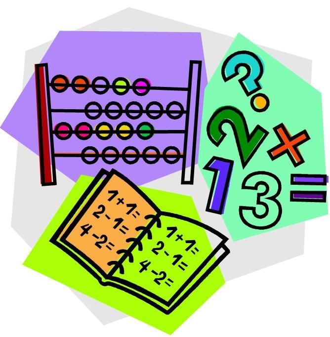 668x682 2nd Grade Math Clipart