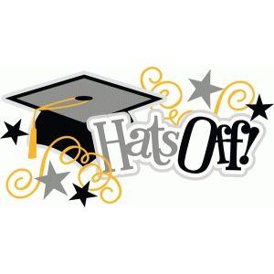 Graduation Border Clipart