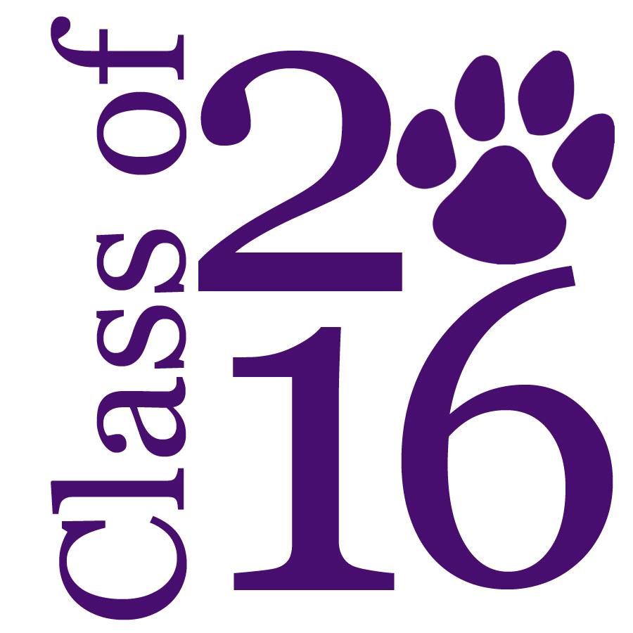 Graduation Cap 2016 Clipart