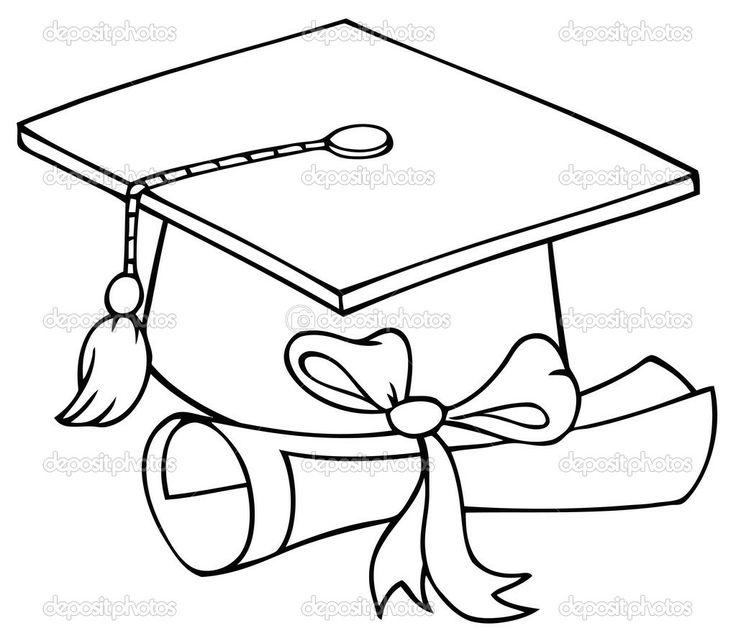 736x641 Best Graduation Cap Clipart Ideas Castle