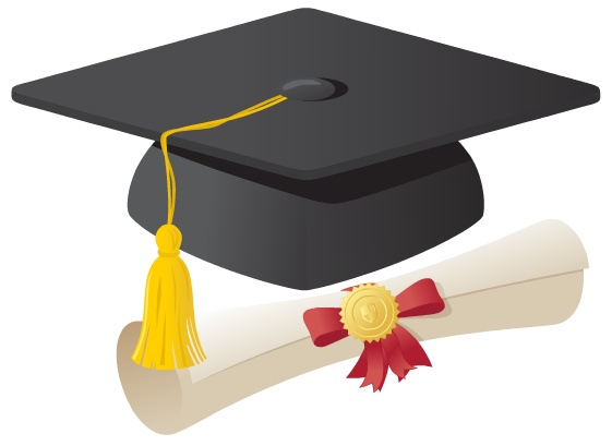 561x409 Gown clipart graduation toga