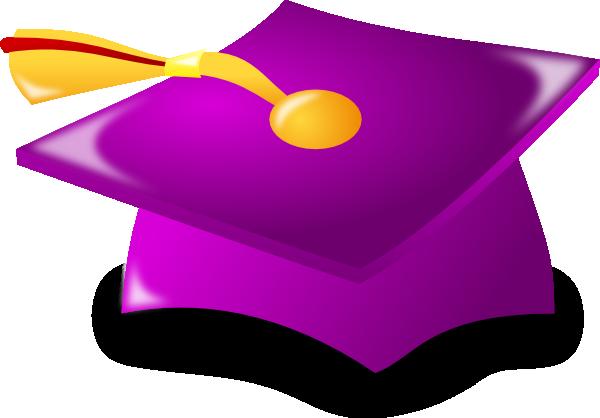 600x418 Graduation Cap Clip Art